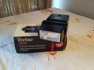 Vivitar 2800 Flash for Sale in Denver, CO
