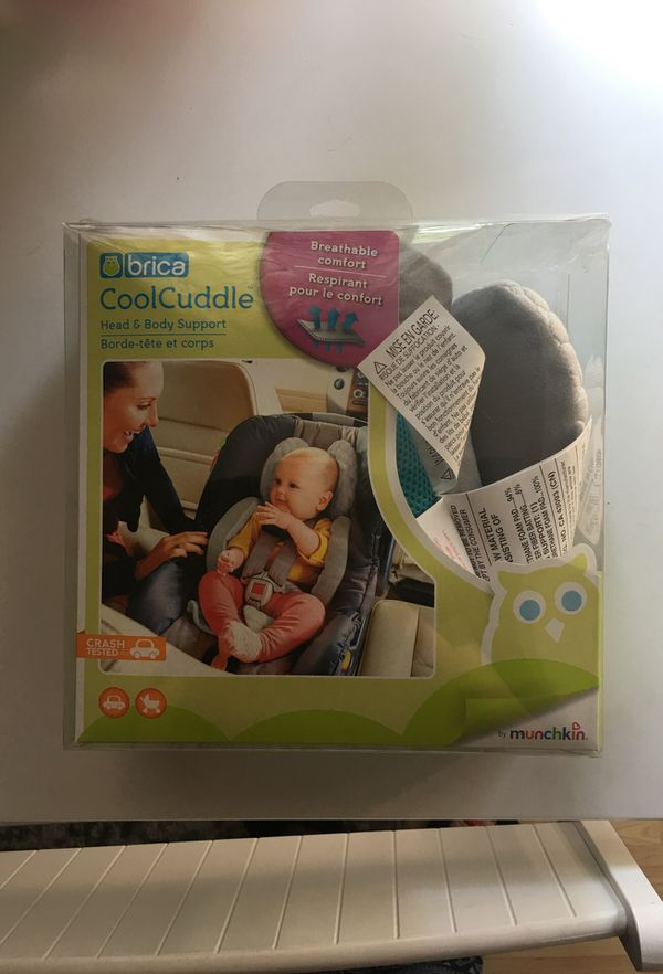 Baby summer snuzzler head and body support for Sale in San Francisco ...