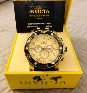 """Photo INVICTA """"PRO DRIVE TRITNITE NIGHT GLOW"""" Model No:26088. """"Pro Diver SCUBA Men"""""""