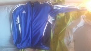 Adiddas fleece jacket/helly Hanson jacket for Sale in Washington, DC