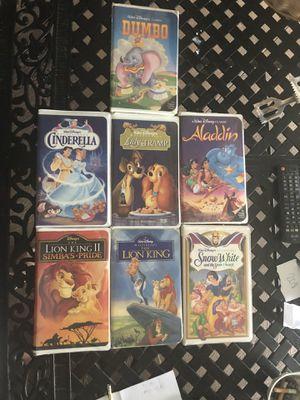 Disney vhs for Sale in Longwood, FL