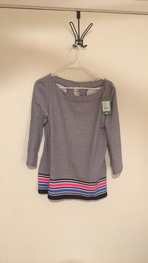 Lilly Pulitzer Waverly Top (NWT, size large) for Sale in Washington, DC