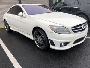 2009 Mercedes Benz CL550 4 Matic w/night vision AMG package for Sale in Alexandria, VA