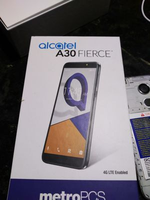 Alcatel Fierce A30 for Sale in Capitol Heights, MD