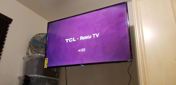 Brand New TCL 55