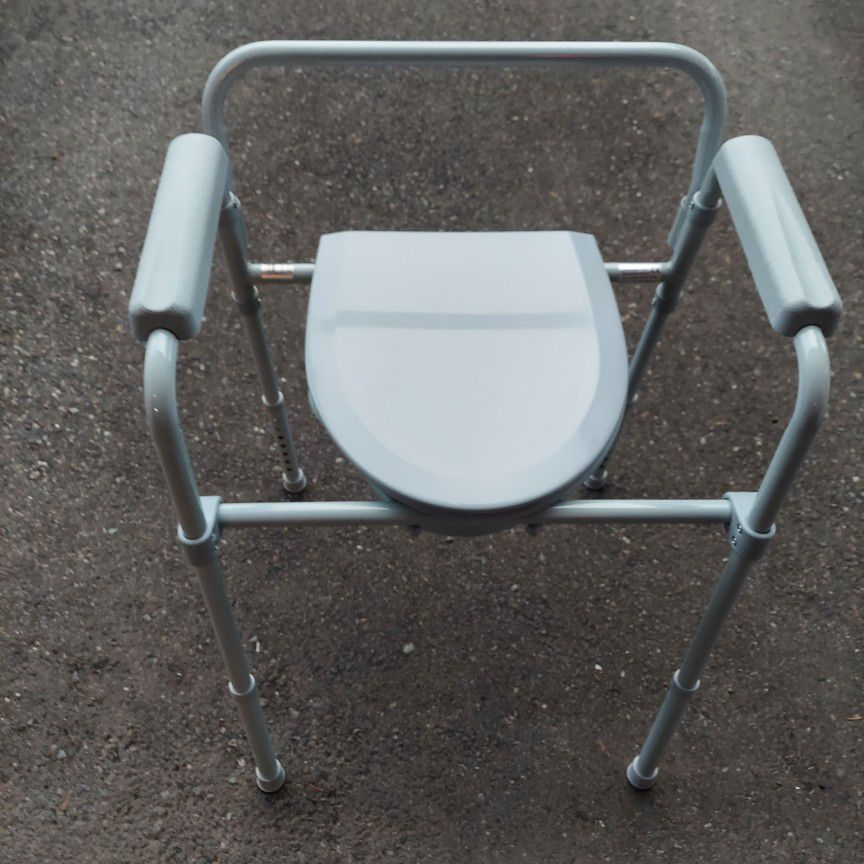 NEW Portable Commode