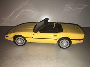 Photo Franklin Mint 1986 Corvette 1/24 scale