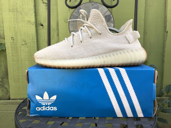 4ba1d7a78 Adidas Yeezy 350 v2 Sesame NDS for Sale in San Leandro