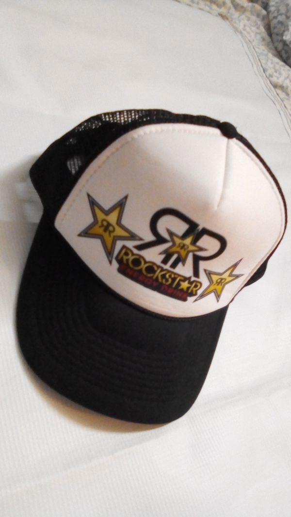 Rockstar energy hat brand new for Sale in Downey 3ce56080b7c