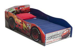 Photo Lighting McQueen Toddler Bed