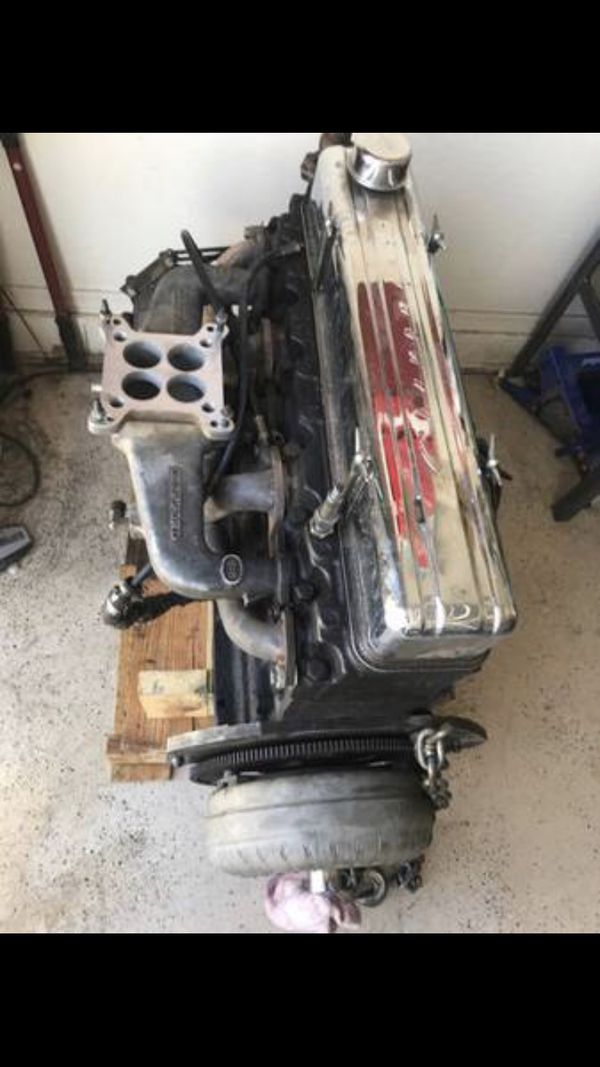1960 235 261 Engine Manual: Hotrod 235 Chevy Adapter To Run A Modern Transmission For