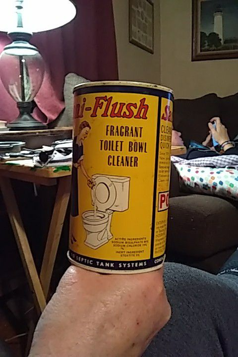 Sani Flush Fragrant Toilet Bowl Cleaner 1914 Completely Full For In Okarche Ok Offerup