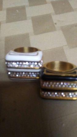 Stainless Steel Rings Thumbnail