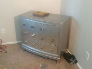 Wooden dresser for Sale in Salt Lake City, UT
