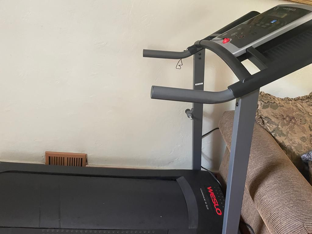 Treadmill in a great Quality