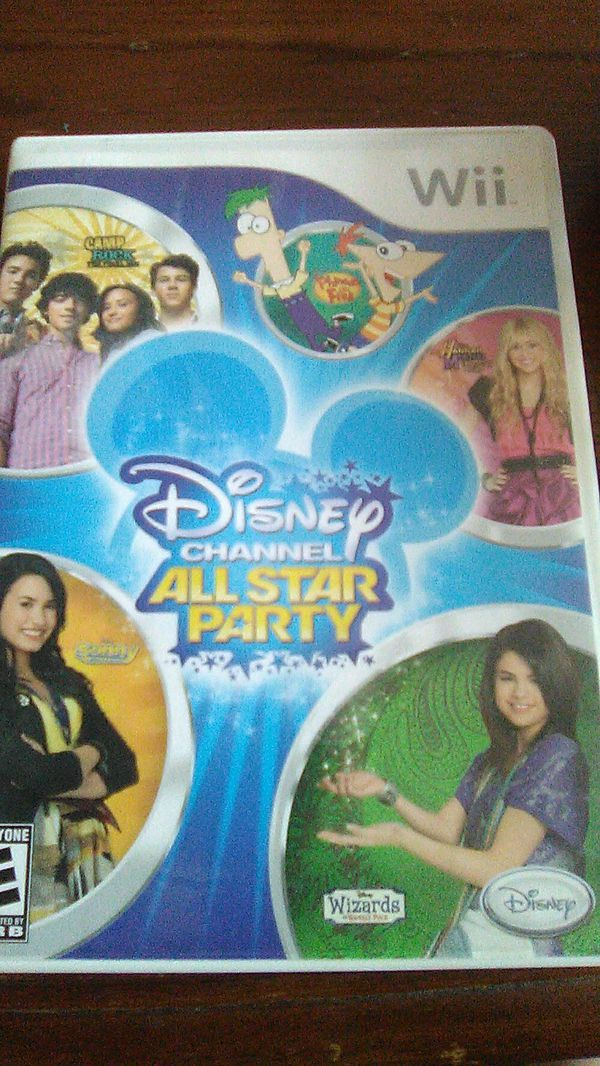 Disney channel all star party tickets in columbia sc offerup publicscrutiny Image collections