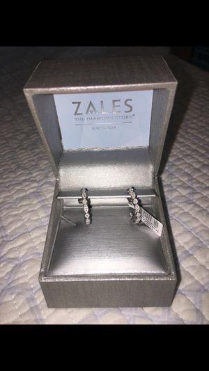 Zales Hoop Earrings for Sale in Rockville, MD