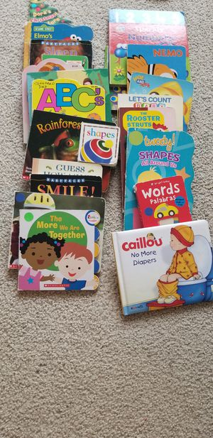 Baby books for Sale in Falls Church, VA