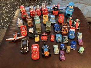 Photo Disney Pixar cars