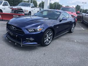 50 anniversary Mustang GT 2015 for Sale in Clarksville, MD