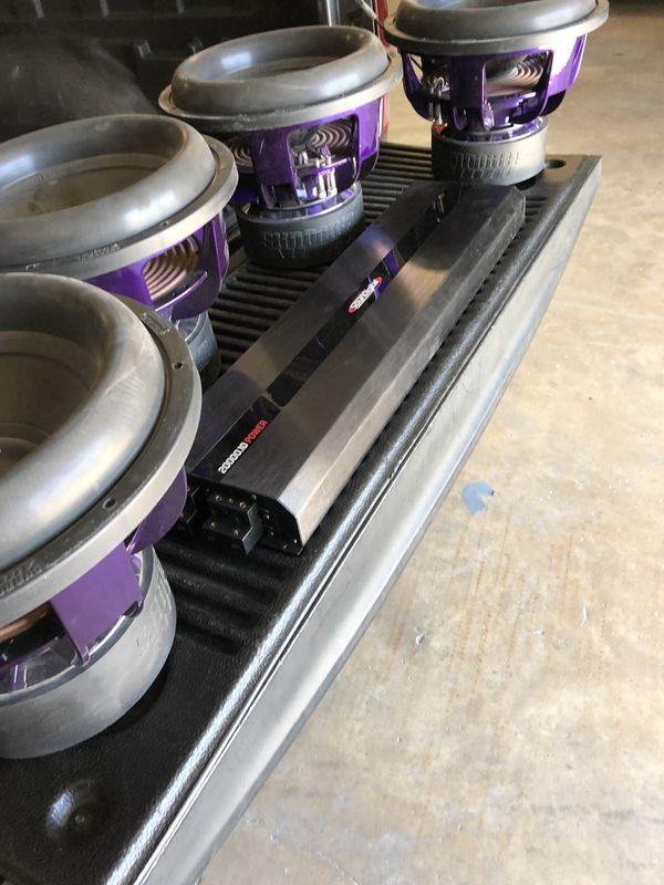 SounDigital 20k Amplifier for Sale in San Antonio, TX - OfferUp