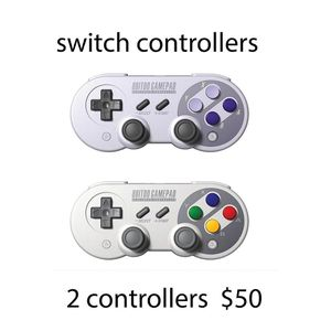 2 Nintendo Switch Controllers - 2 different colors. for Sale in St. George, UT