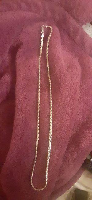 Photo 925 silver chain