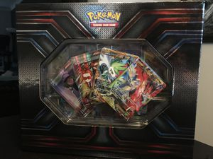 New Sealed Pokémon Premium Trainers XY Collection Box w 14 Full Art Trainer Promos + More for Sale in Los Angeles, CA