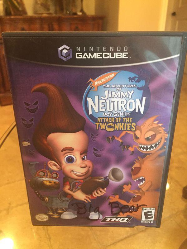 Adventures of Jimmy Neutron Boy Genius Attack of the Twonkies ...