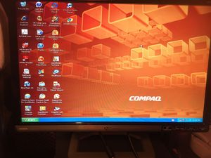 Company 22 in widescreen gateway monitor for Sale in Virginia Beach, VA