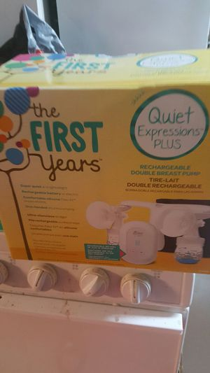 double breast pump for Sale in Fort Belvoir, VA