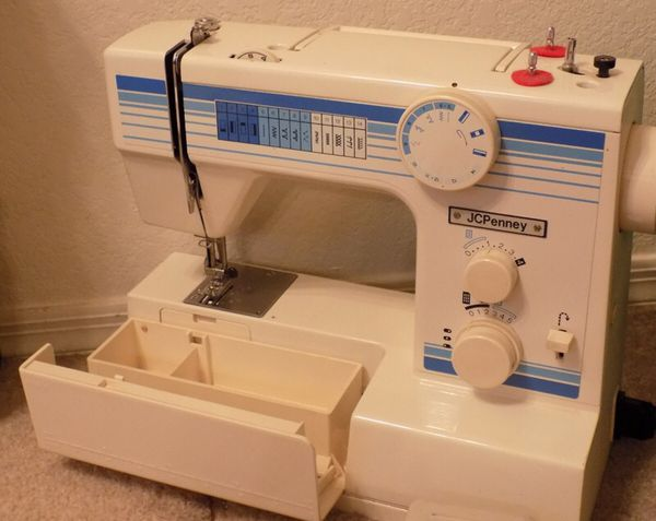 JCPenney Sewing Machine Model 40 For Sale In Mesa AZ OfferUp Delectable Jcpenney Sewing Machine