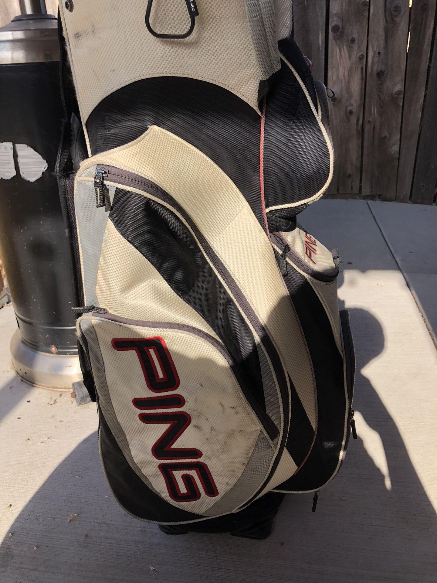 Golf Bag callaway Ping