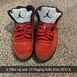 Raging Bulls Size 10 Offer Up.!! Thumbnail