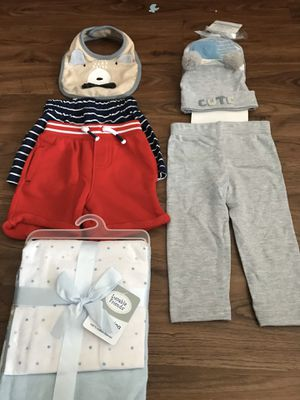 Photo Baby Boy Clothes 3/6 & 6/9 months