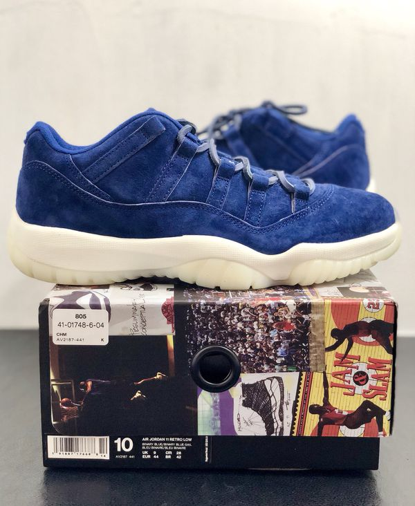 """the best attitude 143a1 60412 DS Air Jordan 11 """"Jeter"""" low Size 10 for Sale in Hayward, CA - OfferUp"""