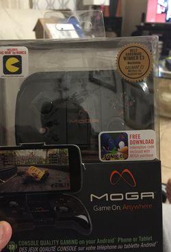 Moga game on control Thumbnail