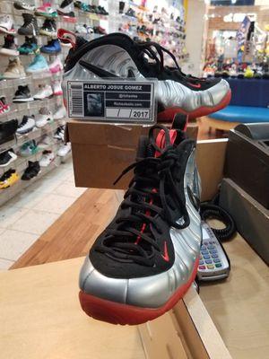 Nike Foamposite Pro Crimson Size 11 for Sale in Silver Spring, MD