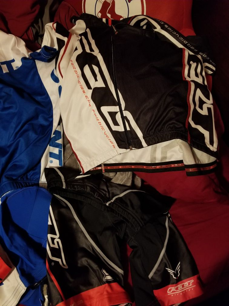 Road/my bike suits