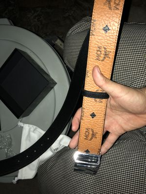 MCM BELT SZ 34-36 for Sale in Queens, NY