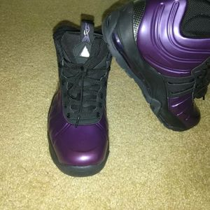Foamposite ACG boots brand new size 8 for Sale in Washington, DC