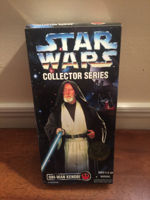 "Star Wars Collector Series 12"" Figure Obi-Wan Kenobi for Sale in Orlando, FL"