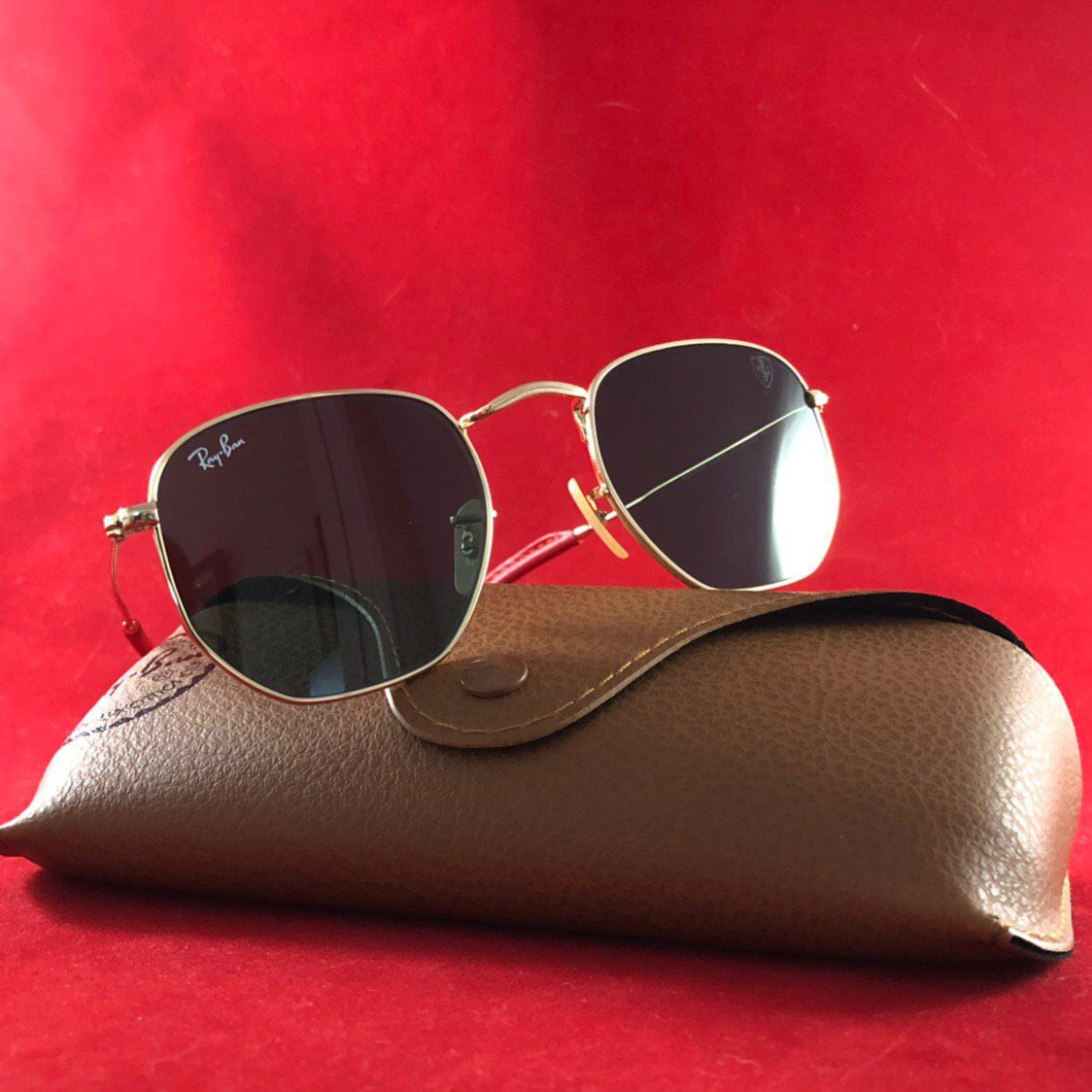 Ray ban Hexagonal 008 sunglasses