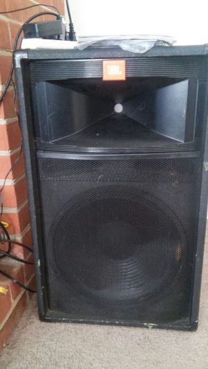 """15"""" jbl stage monitor for Sale in Charlottesville, VA"""