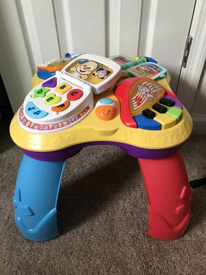 Kids learning table (english and spanish) for Sale in Lynchburg, VA