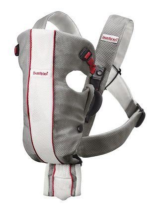 Mesh material baby Bjorn carrier for Sale in Richmond, VA