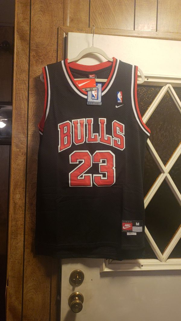 official photos e2cf0 cb804 Jordan #23 Bulls NBA Nike Team Sports Jersey for Sale in Mountain View, CA  - OfferUp