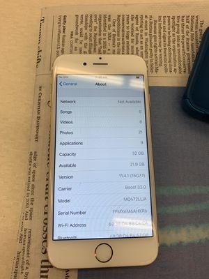 iPhone 6s unlocked for Sale in Hyattsville, MD