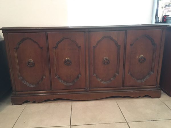 Credenza Dark Wood : Currey and company home office aragon credenza small red