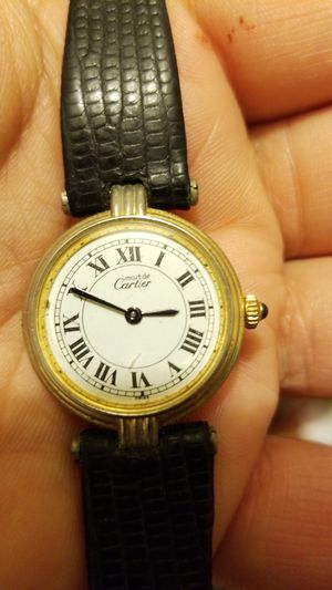 ANTIQUE STERLING CARTIER EARLY MADE WATCH for Sale in Springfield, VA